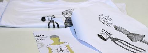 Le magliette saranno uguali al mio disegno?