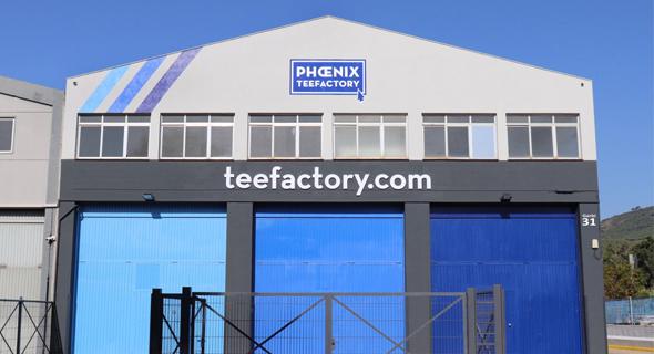 Il nostro stabilimento per la stampa tessile